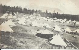 05 Hautes Alpes Camp Des Arpons Militaria - Manoeuvres