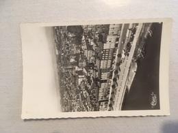 71-MACON - Carte Photo - VUE AERIENNE DES QUAIS - 1951 - - Macon