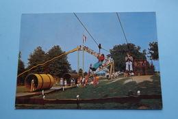 """ANOR Parc D'attractions """" LA GALOPERIE """" ( Thill ) Anno 19?? ( Zie / Voir Photo ) ! - Avesnes Sur Helpe"""