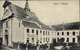 Cp Ninove Ostflandern, L'Hopital, Bureelen - België