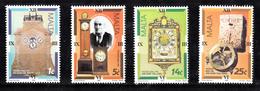 Malta 1995 Mi Nr 967 - 9770 Kunstscahtten Van Malta, Klokken, Clocks - Malta