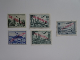 Sevios / Duitsland / **, *, (*) Or Used - Besetzungen 1938-45