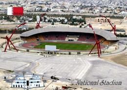 Bahrain National Stadium Riffa New Postcard - Bahreïn