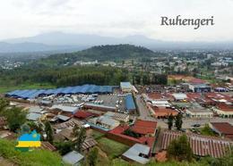 Rwanda Ruhengeri Overview New Postcard Ruanda AK - Rwanda