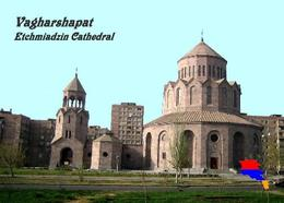 Armenia Vagharshapat Etchmiadzin Cathedral UNESCO New Postcard Armenien AK - Armenien