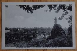36 : Sainte-Sévère-sur-Indre - Statue De Ste-Sévère - CPSM Format CPA - (n°15525) - Francia