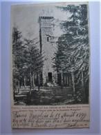 FRANCE - BAS RHIN - URBEIS - La Tour Du Climont - 1899 - Frankrijk