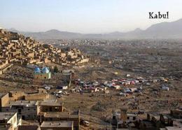 Afghanistan Kabul Aerial View New Postcard - Afghanistan