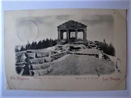 FRANCE - BAS RHIN - GRANDFONTAINE - Musée Sur Le Donon - 1898 - Frankrijk