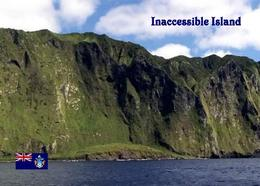 Tristan Da Cunha Inaccessible Island View UNESCO New Postcard - Ansichtskarten