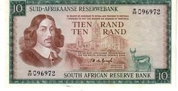 South Africa  P.114c 10 Rand 1976 Unc - Suráfrica