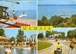 "Romania  - Postal Stationery Postcard Used 1986 - Nautic Ski ; ""Children's Town"" - 2/scans - Ski Nautique"