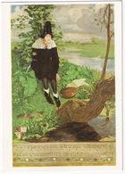 Oh! Willo! Willo! Willo! - Maxwell Armfield, 1902 - Oil On Canvas - Tate Gallery - Schilderijen