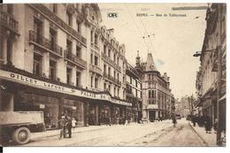 Marne REIMS Rue De Talleyrand Magasin GILLET LAFOND PALAIS DU VETEMENT - Reims