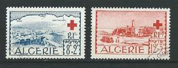 ALGERIE 1952 . N°s 300 Et 301 . Oblitérés . - Oblitérés