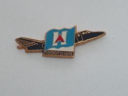 Pin's AEROPORT DU HAVRE - Avions