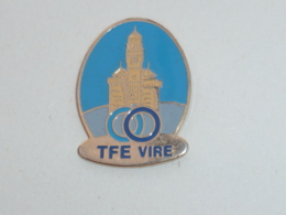 Pin's TRANSPORTS TFE, VIRE - Transports