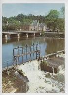 Messac Guipry : Le Pont Sur La Vilaine (cp N°9 Artaud) - Francia