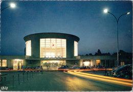 Kt 799 / Dijon La Nuit, La Gare  S.N.C.F. - Dijon