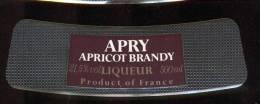 Etiquette De Brandy à L'Abricot - Etiquettes
