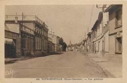 CPA 31 Haute Garonne Tournefeuille Vue Générale - Francia