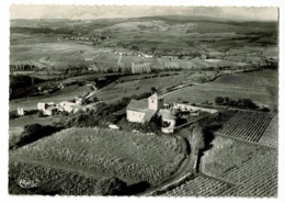 Burgy - Vue Générale (Eglise, Cimetière) Pas Circulé - France