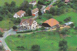 """CPM Bellefosse (Bas Rhin) - Ferme Auberge """"Du Ban De La Roche"""" - Francia"""