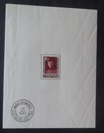BELGIE   1931    Blok 3    Licht Spoor Van Scharnier *  Afm. 120 / 158      CW  300,00 - Blocks & Sheetlets 1924-1960