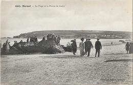 29 MORGAT PLAGE ET POINTE DE GADOR 6205 - Morgat