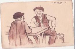 CP - 11. CONCLUSION D UN  MARCHE - Cartes Postales