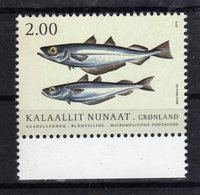 GROENLAND Greenland 2019 Poisson Fish  MNH ** - Poissons