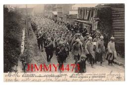 CPA - Prisonniers Allemands - COMPIEGNE 60 Oise - German Prisoners - E. L. D. - Guerre 1914-18