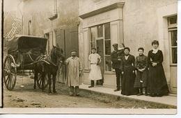 Chasseneuil Du Poitou 86 Boulangerie Giraud 1906 305CP02 - France