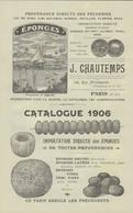 Catalogue 1906 - Fournitures Pour La Marine La Cavalerie Les Administrations - Andere