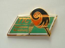 PIN'S TENNIS DE TABLE - TTC - KANTONALE Vgr WALTUNG - EMAIL - Tennis De Table
