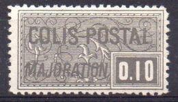 FRANCE (  COLIS POSTAUX ) : Y&T N°  155  TIMBRE  NEUF  AVEC  TRACE  DE  CHARNIERE . - Colis Postaux