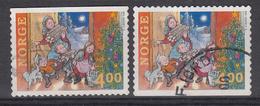 NOORWEGEN - Michel - 1999 - Nr 1331 Do/Du - Gest/Obl/Us - Norvège
