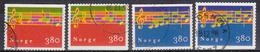 NOORWEGEN - Michel - 1998 - Nr 1297/98 + Do/Du - Gest/Obl/Us - Norvège