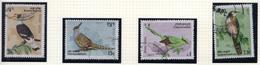 1977 - NEPAL  -  Mi. Nr.  346/49 - USED - (CW4755.46) - Nepal