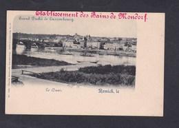 Vente Immediate Luxembourg Remich Le Quai Pub. Etablissement Bains De Mondorf Ed. Ch. Bernhoeft - Remich