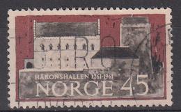 NOORWEGEN - Michel - 1961 - Nr 456 - Gest/Obl/Us - Oblitérés