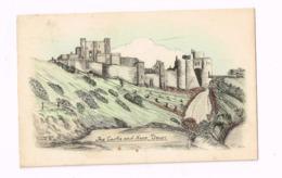 The Castle And Keep,Dover.Expédié à Bruxelles. - Dover