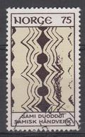 NOORWEGEN - Michel - 1973 - Nr 668 - Gest/Obl/Us - Norvège