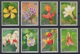 1984. République Du Zaïre. COB N° 1231/38 **, MNH.  Cote COB 2018 : 16 € - Zaire