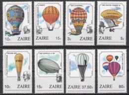 1984. République Du Zaïre. COB N° 1245/52 **, MNH.  Cote COB 2018 : 14 € - Zaire