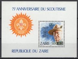 1985. République Du Zaïre. COB N° BL 62 **, MNH.  Cote COB 2018 : 12 € - Zaire