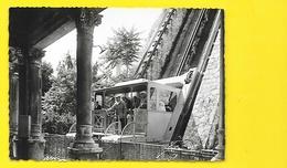 MARSEILLE Cabine Ascenseur De ND De La Garde (Ryner) Bouches Du Rhône (13) - Notre-Dame De La Garde, Lift En De Heilige Maagd