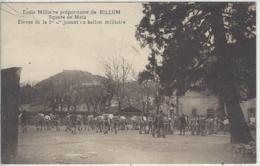 CPA Dept 63 BILLOM Militaria - France