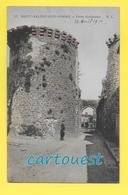 CPA 80 SAINT VALERY SUR SOMME - La Porte Guillaume  - 1912 Cliché Peu Commun - Saint Valery Sur Somme