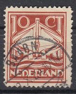 NEDERLAND - Michel - 1924 - Nr 142 - Gest/Obl/Us - Usati